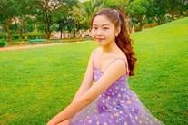 Con gái Quyền Linh chứng minh đẳng cấp mỹ nhân, chụp ảnh vu vơ cũng đẹp quên sầu