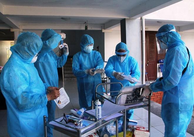 Bảy người trong một gia đình ở Quảng Nam mắc Covid-19