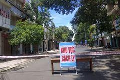 Giãn cách xã hội, phong tỏa nhiều tuyến phố tại TP Buôn Ma Thuột từ 3/8