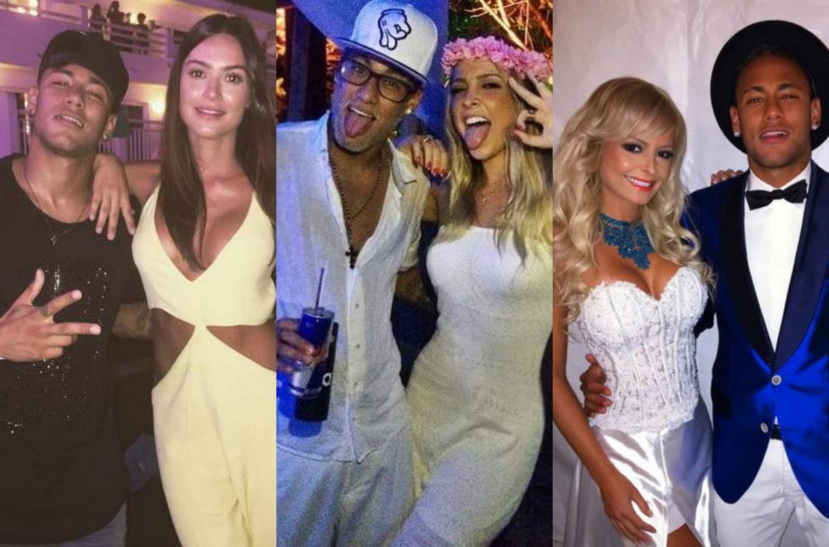 Neymar: Đùa cợt tình yêu và trở thành người thứ ba