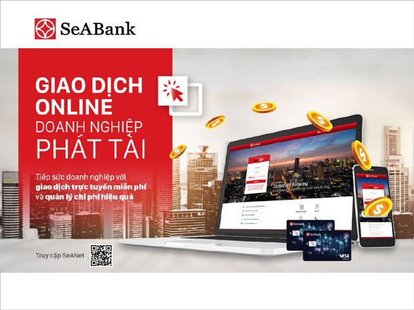 Doanh nghiệp ở Việt Nam ngày càng chuộng giao dịch online