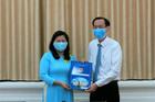Nữ trưởng ban tổ chức quận làm Phó Giám đốc Sở Nội vụ TP.HCM