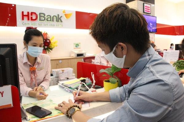 6 tháng đầu năm, HDBank báo lãi trước thuế 2.908 tỷ đồng