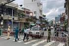 Bệnh nhân Covid-19 đi lại phức tạp, Biên Hòa phong tỏa cả khu phố