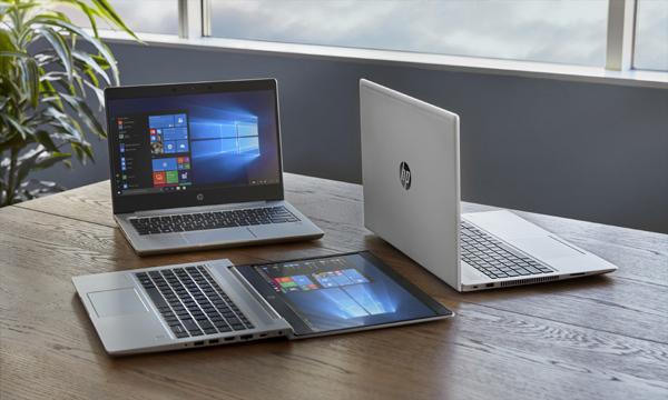 HP ProBook 400/405 series G7 - bảo mật toàn diện, bền bỉ tối đa