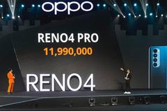 Oppo Reno4 & Reno4 Pro giá tốt, quà 'khủng'
