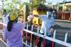 Phong tỏa thêm một khu phố ở Hội An