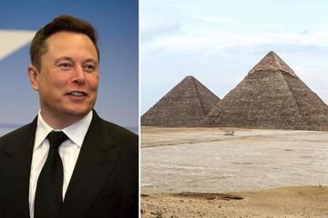 """Elon Musk lại """"gây bão"""" với phát ngôn về kim tự tháp Ai Cập"""
