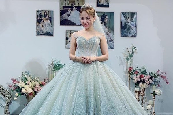 MC Vân Hugo tái hôn