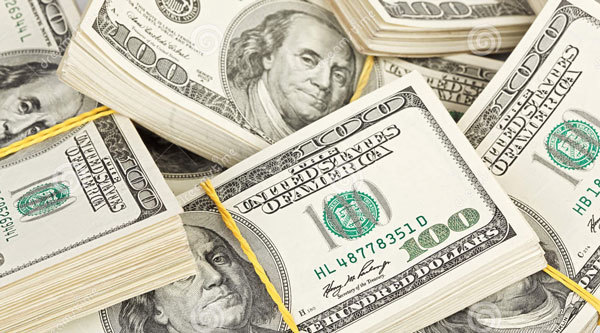 Tỷ giá ngoại tệ ngày 5/8: USD hồi phục nhẹ