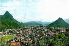 Thành phố Hà Giang cán đính xây dựng nông thôn mới
