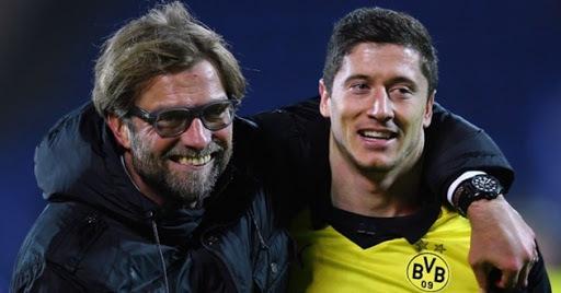 Lewandowski: 'Jurgen Klopp có 2 bộ mặt'