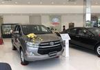 Triệu hồi 721 xe Toyota Fortuner và Innova lắp ráp do lỏng bu lông
