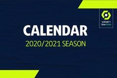 Kết quả bóng đá Ligue 1 2020-2021