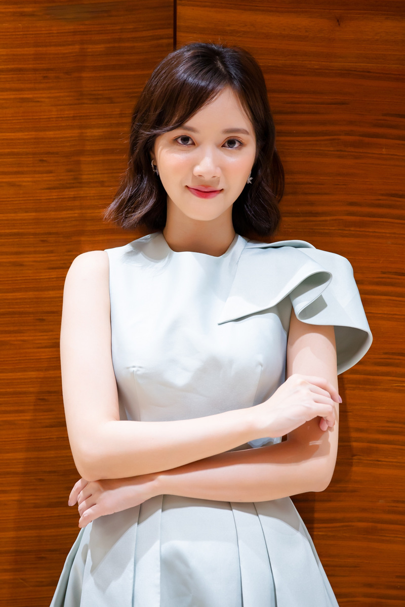 Jang Mi đẹp mong manh, nhẹ nhàng