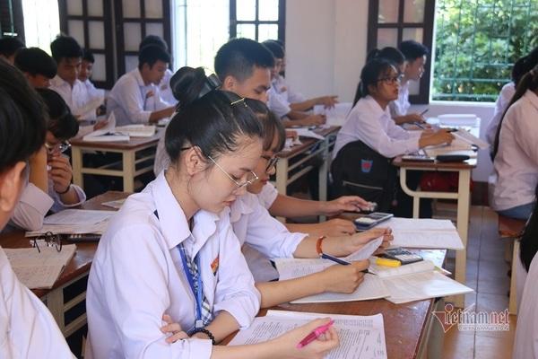 Trường ĐH dành bao nhiêu chỉ tiêu cho thí sinh thi tốt nghiệp THPT đợt 2?