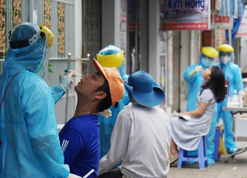 Những cơ sở ở Đà Nẵng đủ điều kiện xét nghiệm Covid-19