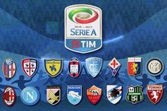 Bảng xếp hạng bóng đá Serie A 2020-2021