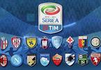 BXH bóng đá Serie A mới nhất