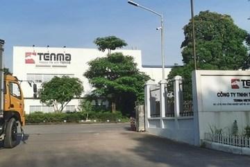 Probe into Tenma Vietnam's alleged bribery underway: police official