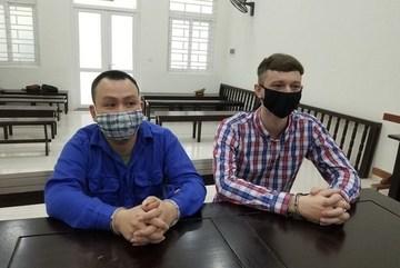 Vietnamese, Scot jailed in Hanoi on drug offences