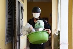 Sinh viên Đà Nẵng nhường phòng, để lại thư động viên người đến cách ly