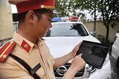Từ hôm nay, tài xế bị 'tố' trên mạng xã hội sẽ bị CSGT 'hỏi thăm'