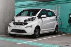 Xe điện Trung Quốc giá 300 triệu xâm nhập thị trường Mỹ