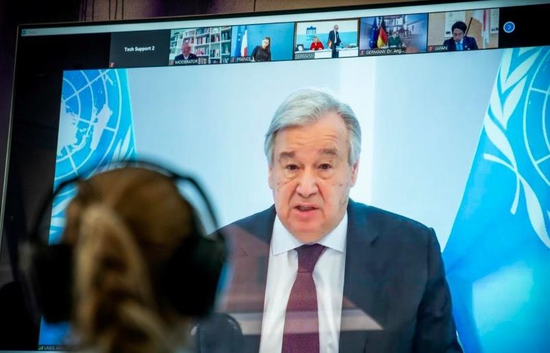 Tổng thư ký LHQ cảnh báo thảm hoạ trong giáo dục do Covid-19