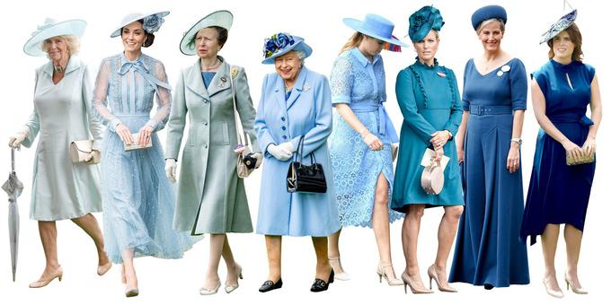 Vì sao người giàu có, quyền lực thích mặc màu xanh