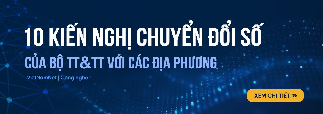 chuyển đổi số,Nguyễn Mạnh Hùng
