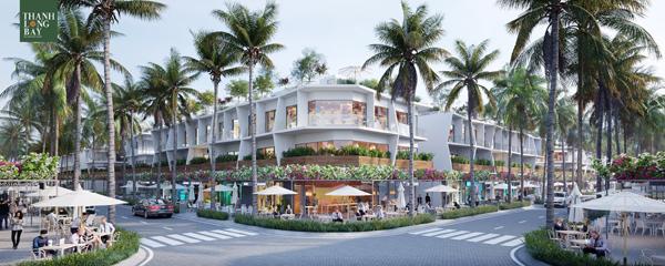 Dự án nhà phố 2 mặt tiền 'khuấy động' thị trường BĐS Bình Thuận
