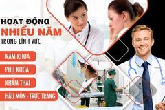 Phòng khám Đa khoa Cần Thơ tư vấn trực tuyến trên website