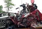 Vụ container đè ô tô làm 3 người tử vong ở Long Biên: Nạn nhân đi lễ ngày rằm