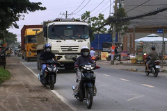 Congested, dangerous HCM City street to be widened