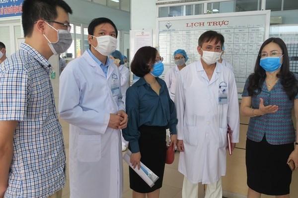 Hải Phòng chi viện đoàn bác sỹ giỏi và 10 tỷ cho Đà Nẵng, Quảng Nam
