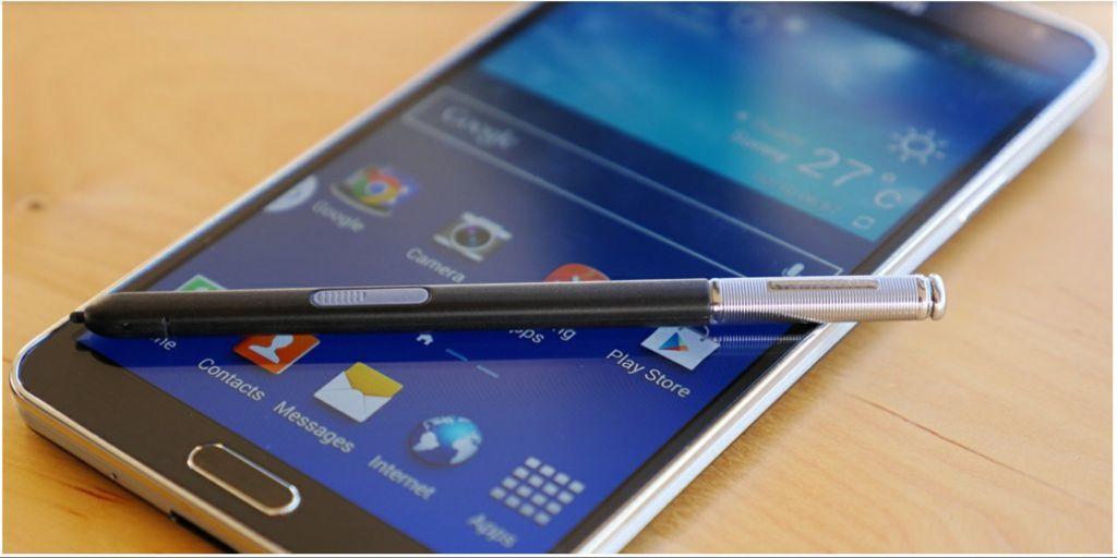 Những cột mốc làm nên danh tiếng dòng Galaxy Note