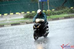 Dự báo thời tiết 5/8, Hà Nội có mưa rào