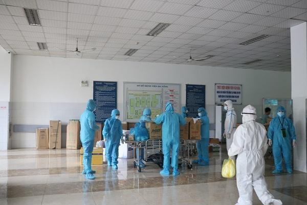 Lịch trình di chuyển dày đặc của 15 ca mắc Covid-19 mới ở Đà Nẵng