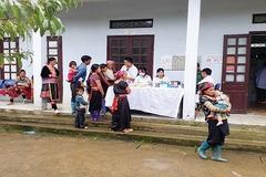 Hỗ trợ y tế cho đồng bào vùng cao Sìn Hồ
