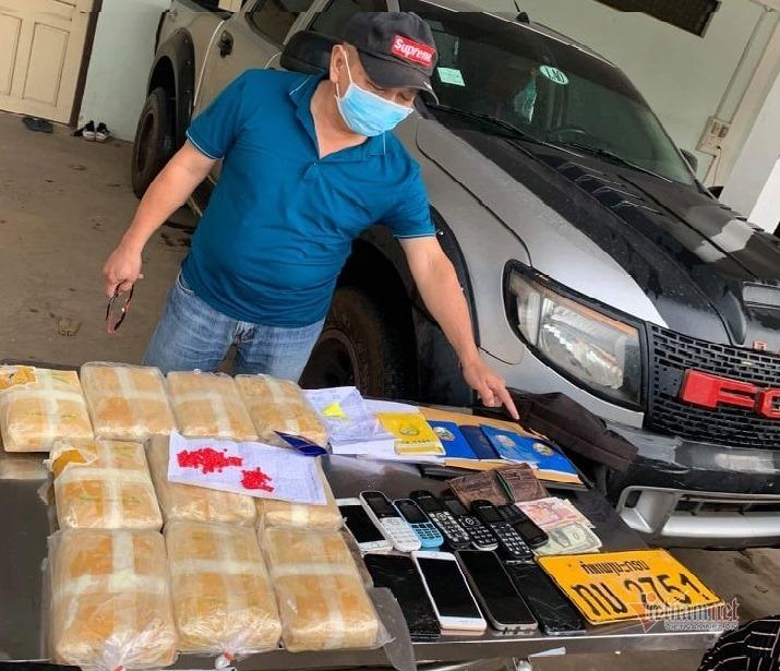 Phá đường dây ma túy lớn, thu gần 500 nghìn viên ma túy tổng hợp