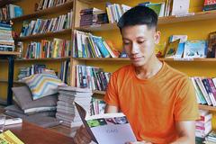 9X cãi lời mẹ, mượn tiền xây dựng thư viện sách miễn phí