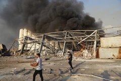 Thương vong vụ nổ 'tận thế' ở Lebanon tăng theo cấp số nhân