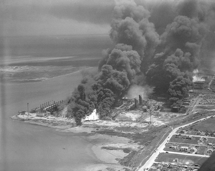 Những vụ nổ hóa chất khiến thế giới hãi sợ về độ chết chóc