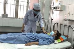 Cô gái bị đuối nước, bùn đất lấp đầy hai phổi được cứu sống