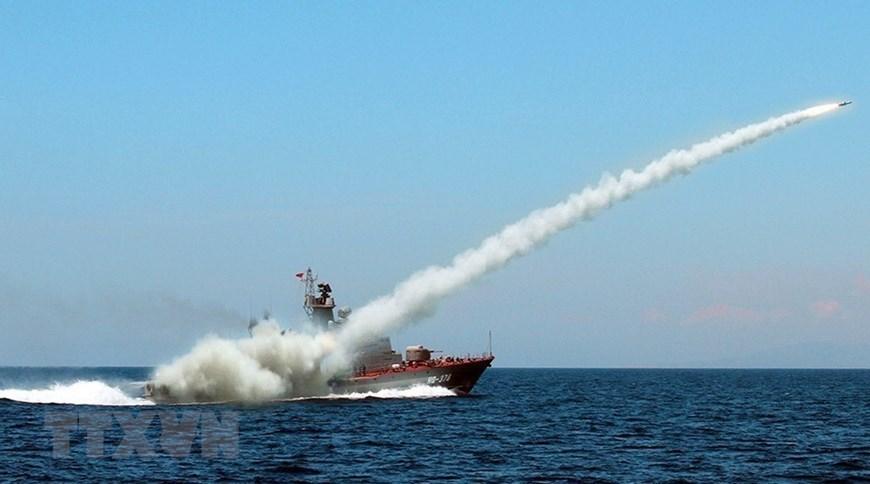 Vietnam People's Navy grows strong