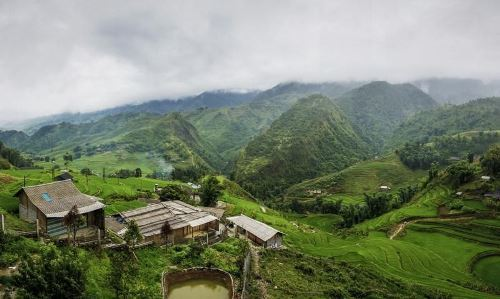 sapa,vietnam destinaation