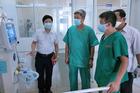 """Thứ trưởng Y tế: 'Tôi và các thầy thuốc có nguyện vọng ở lại đến hết dịch"""""""