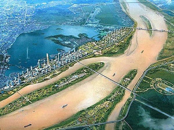 Hanoi,vietnam infrastructure