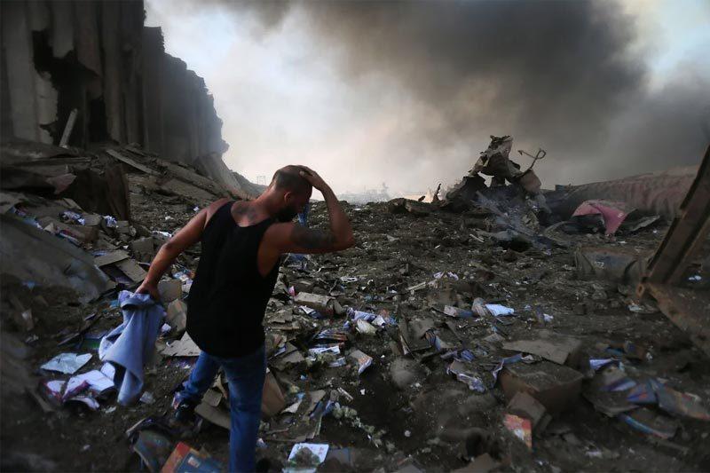 Ly kỳ nguồn gốc lô hàng gây nổ rung chuyển Beirut